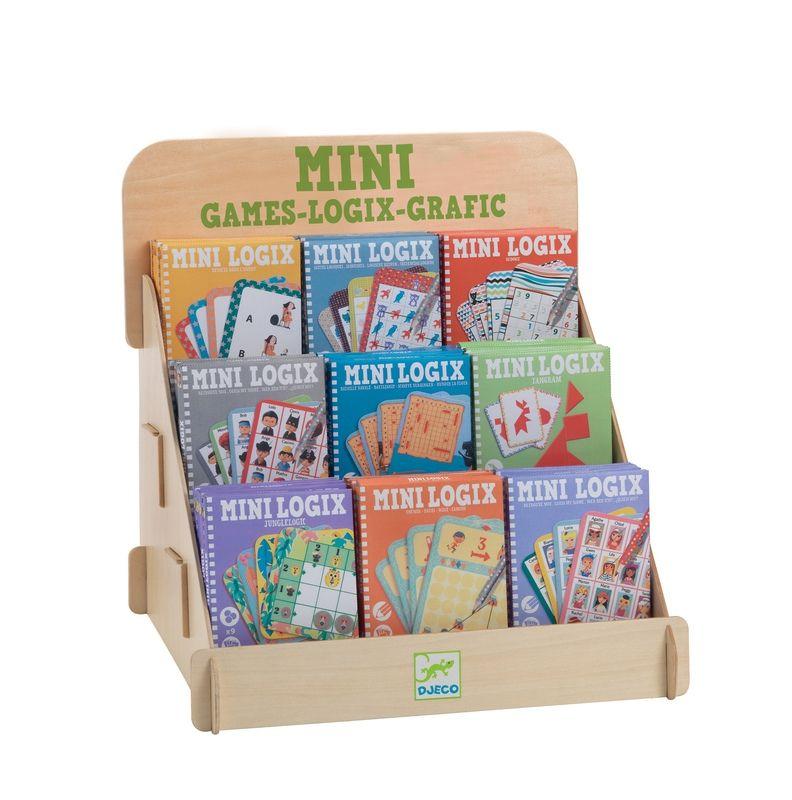 Paketartikel Mini games/ Mini Logix