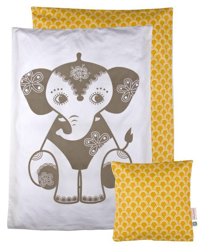 Soulmate  Elephant, Swedish,junior Grey / ochre