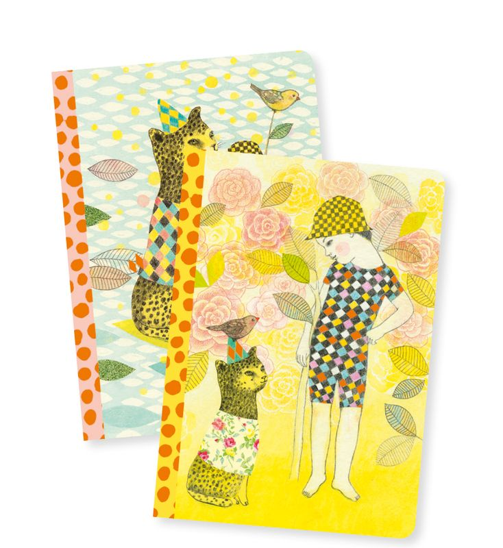 Elodie Little Notebooks
