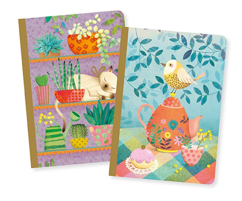 Marie, Little notebook