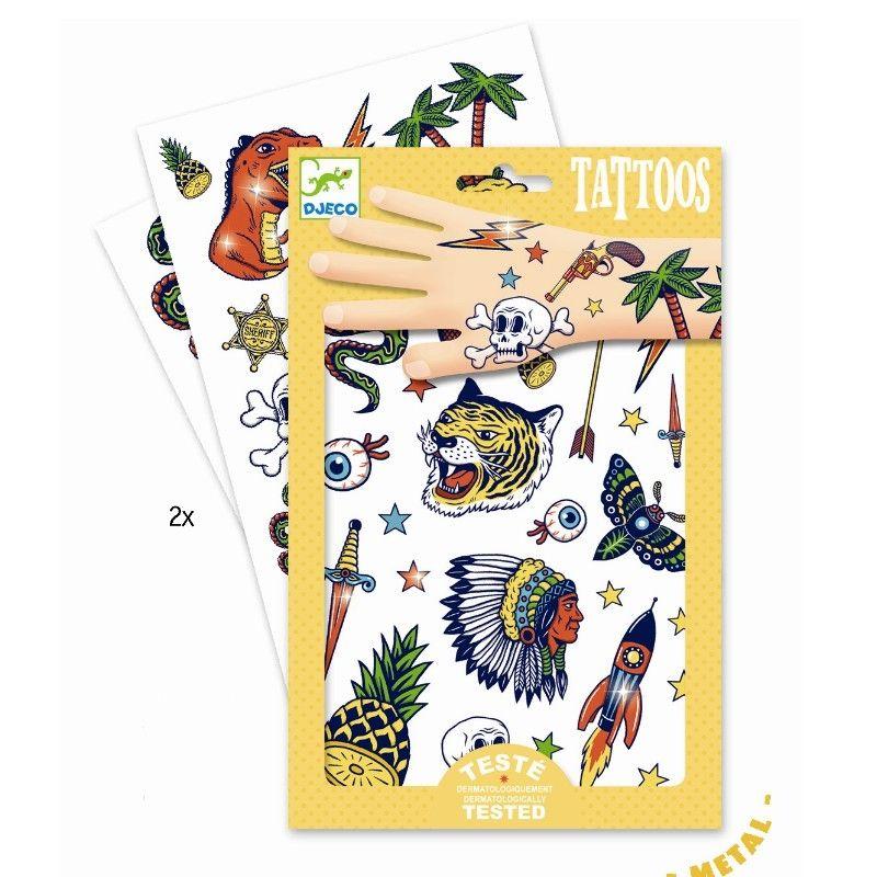 Tattoo, Bang Bang