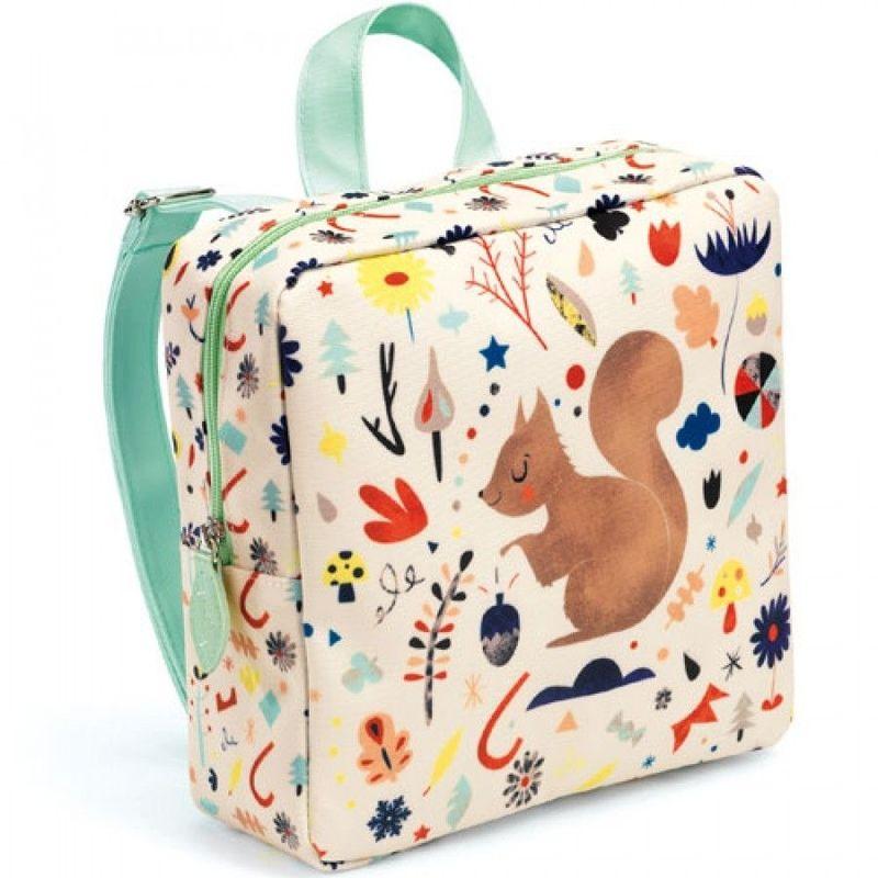 Nursery school bag, Squirrel