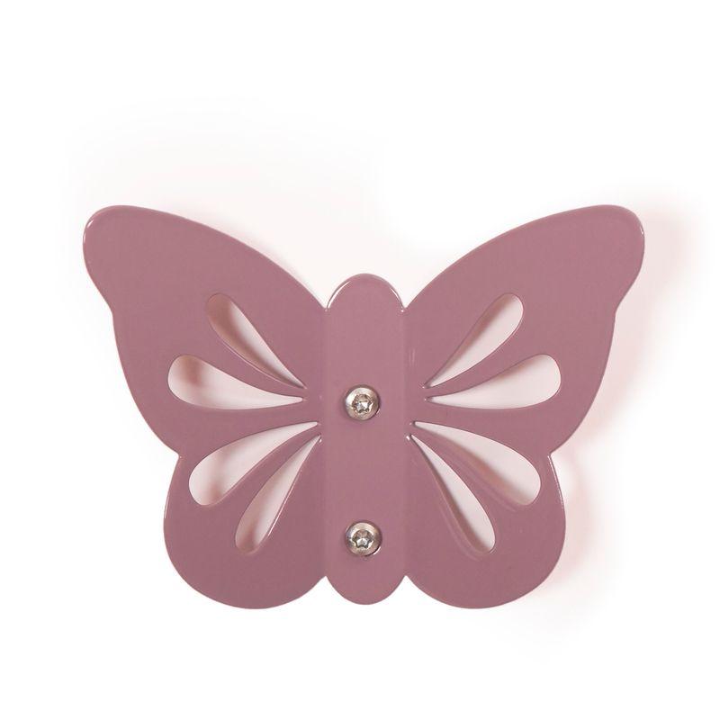 Butterfly Hook - Violet