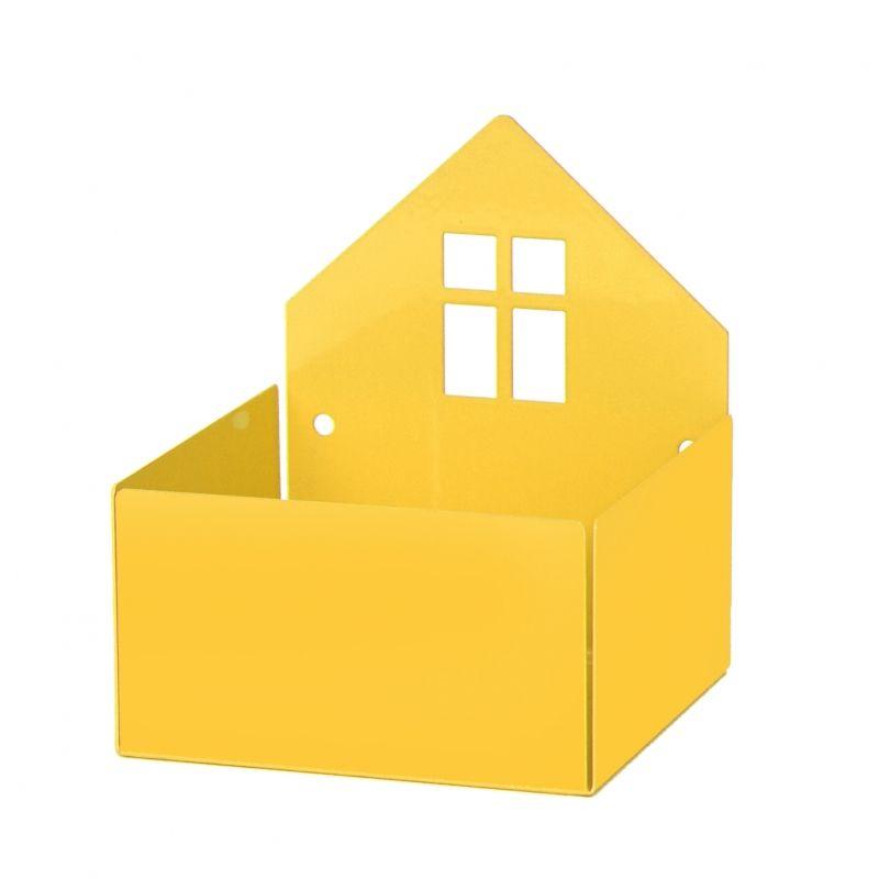 House box Yellow