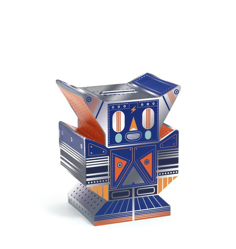 Money Box, Robot