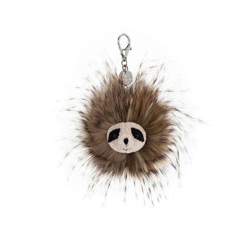 Cyril Sloth Bag Charm