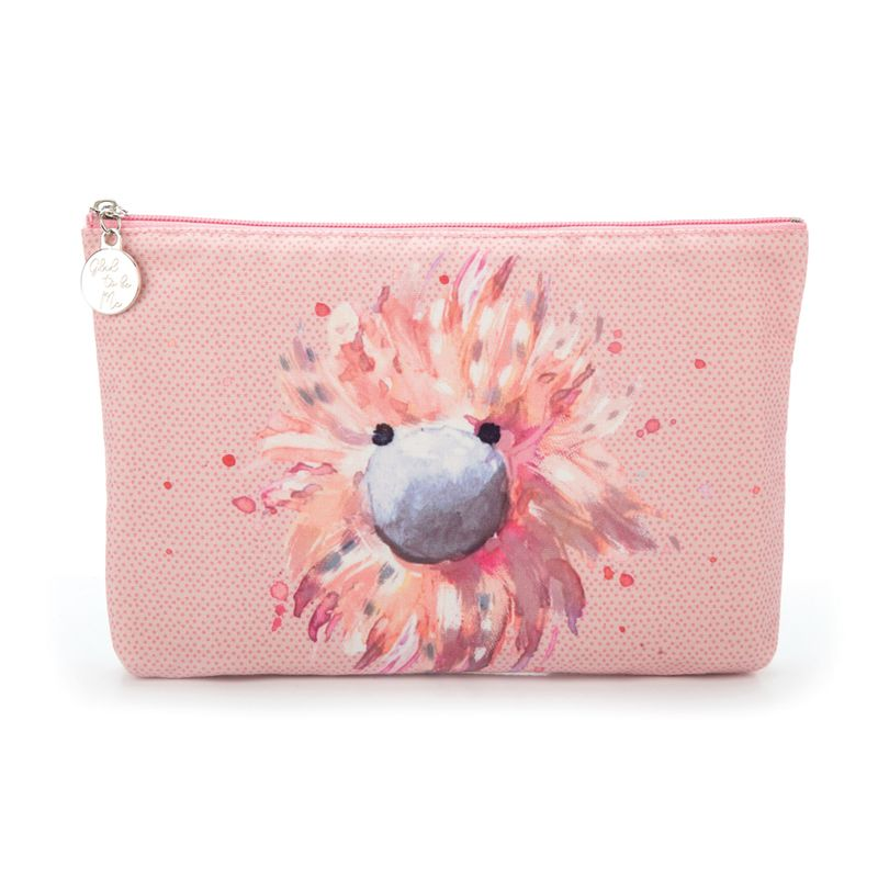 Glad Pink Pouch Large