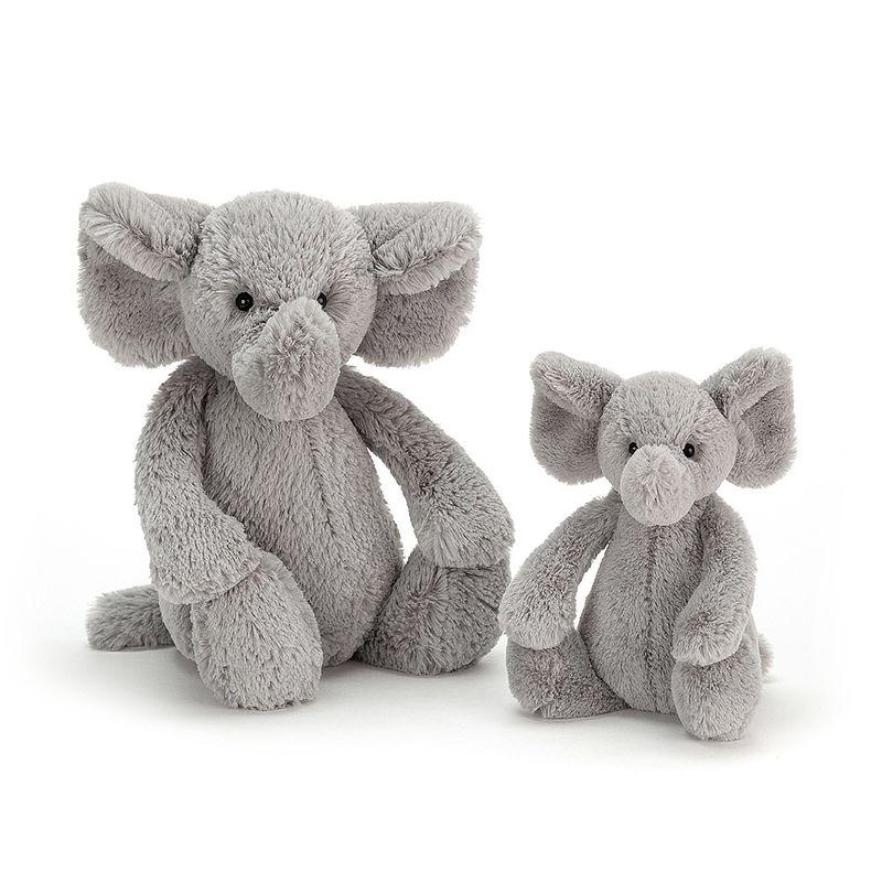 Bashful Elephant Grey