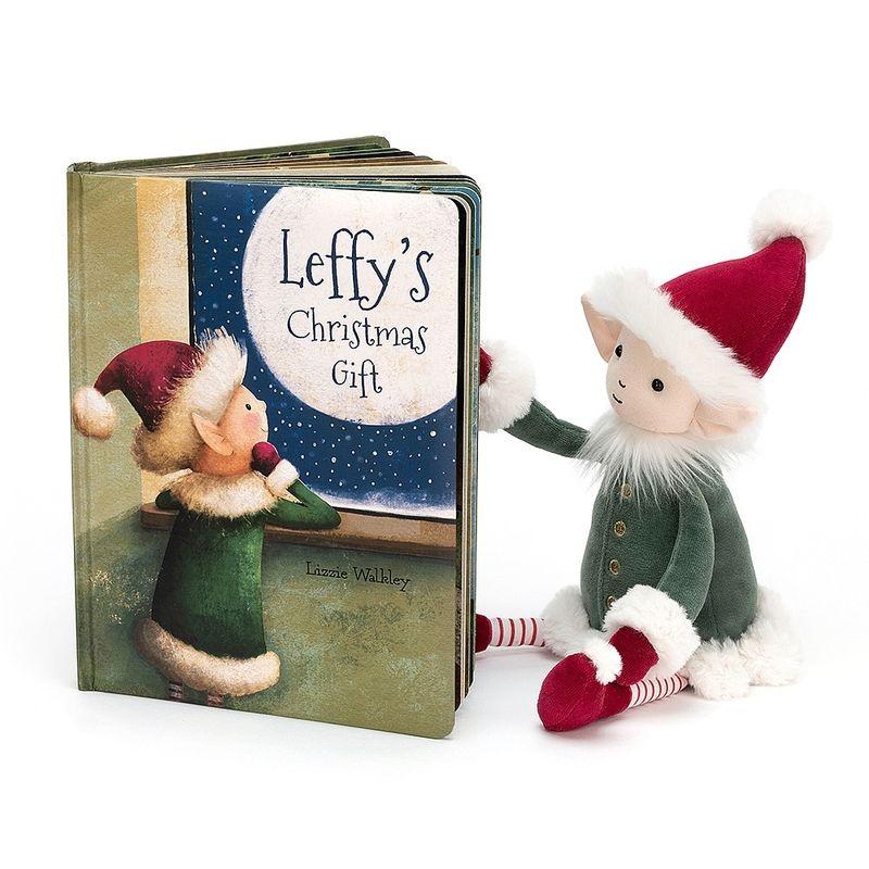 Leffy´s Christmas Gift Book