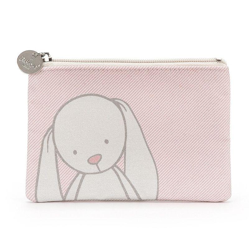 Bashful Bunny Flat Bag Large