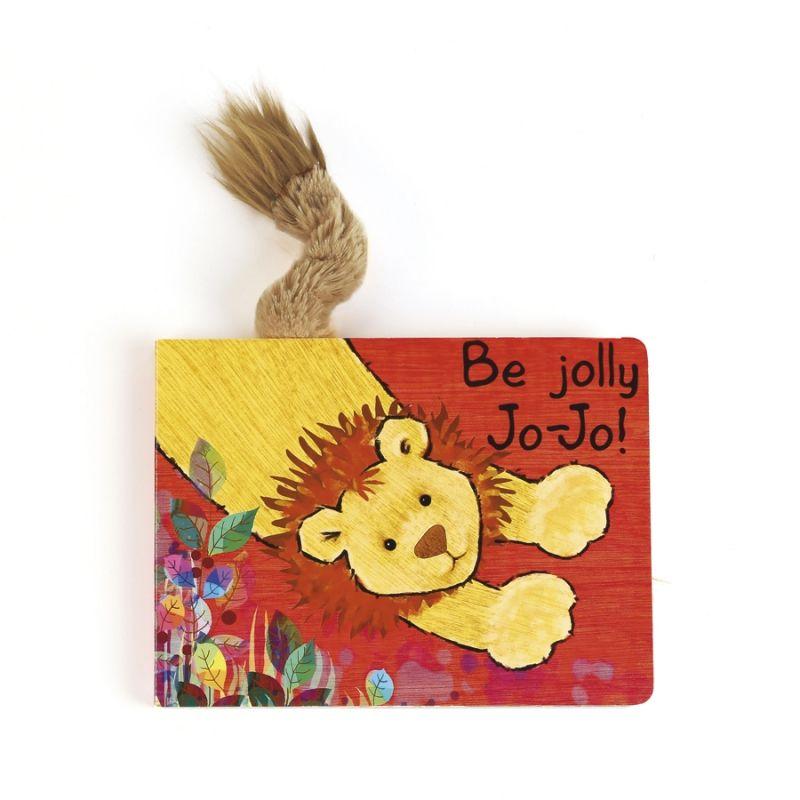 Be Jolly Jojo Board Book