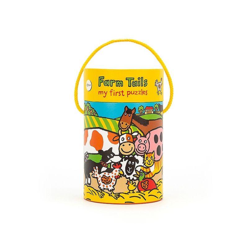 Farm Tail Puzzle