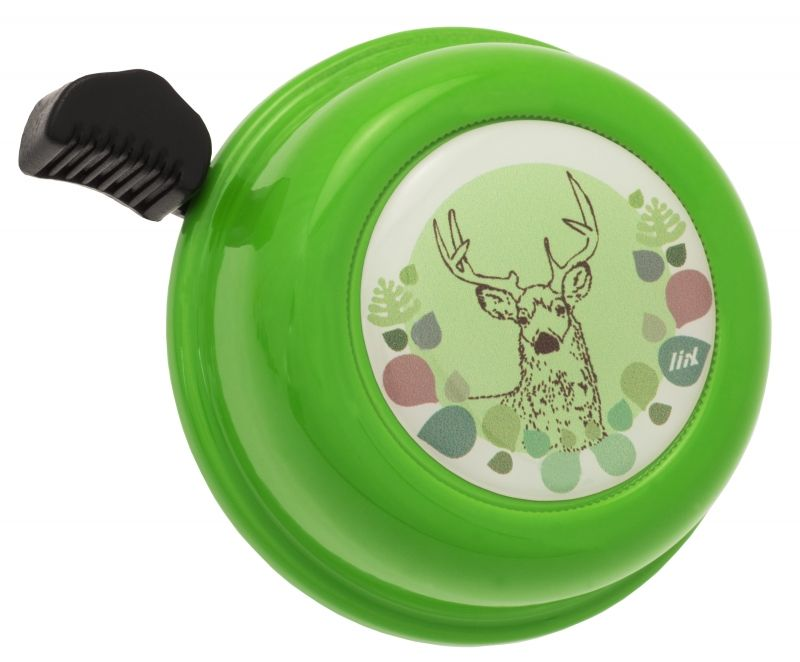 Liix Colour Bell Deer Green