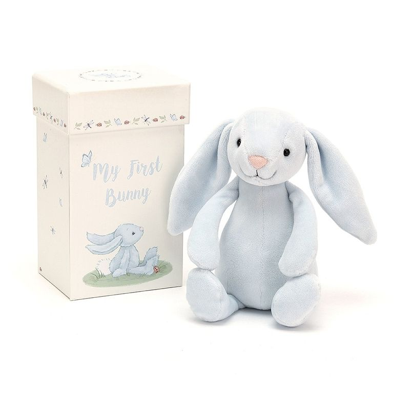 My First Bunny Blue