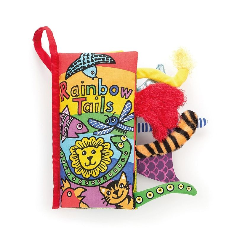 Tails Rainbow Book