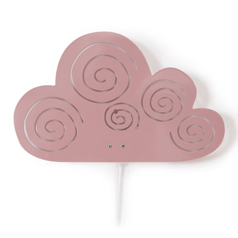 Cloud Lamp Rose