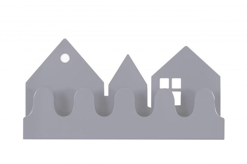 Village Coat rack Grey