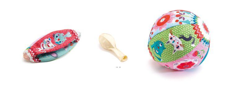 Pop ballon jardin