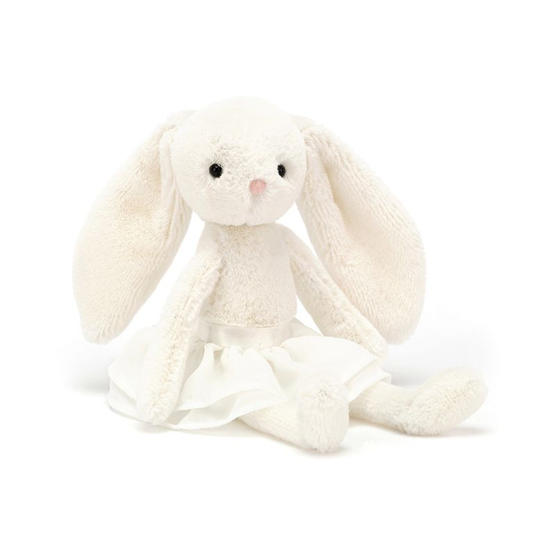 Arabesque Bunny Cream
