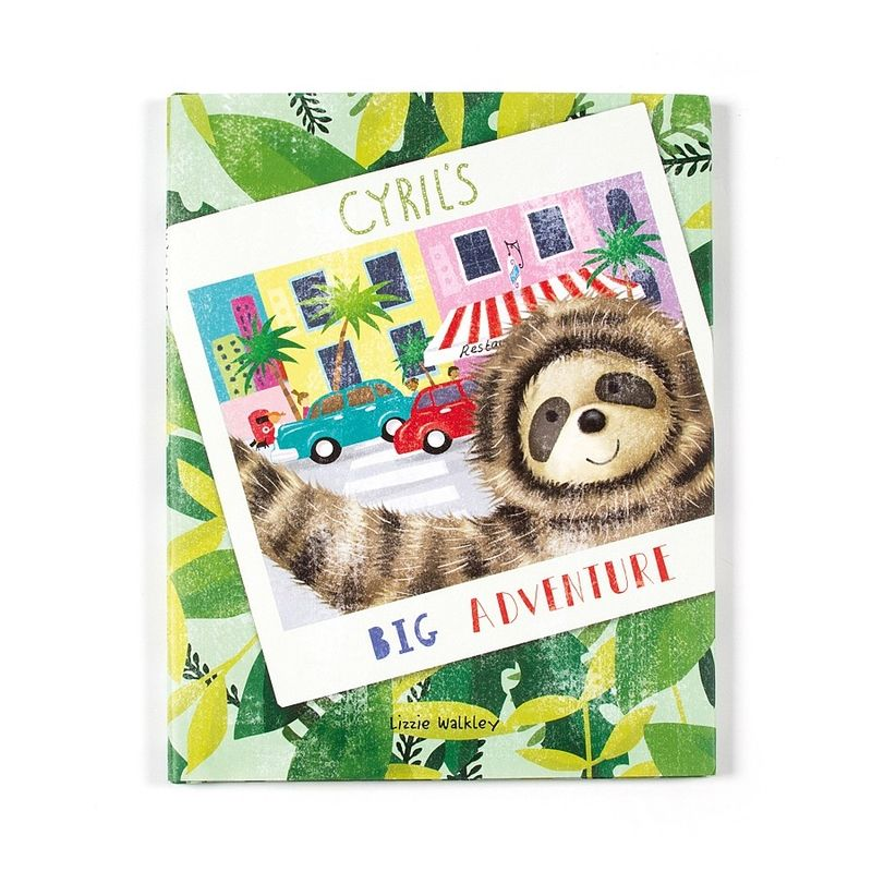 Cyril´s Big Adventure Book