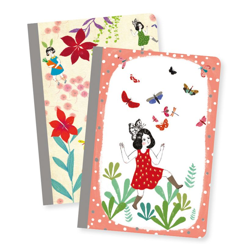 Chichi Little Notebooks