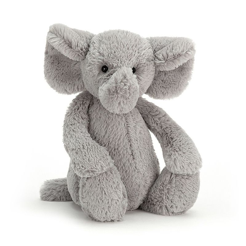 Bashful Elephant Grey Small