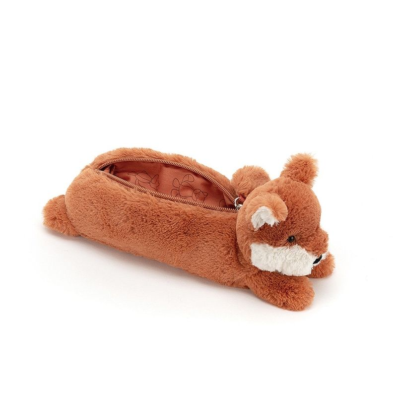 Bashful Fox Long Bag