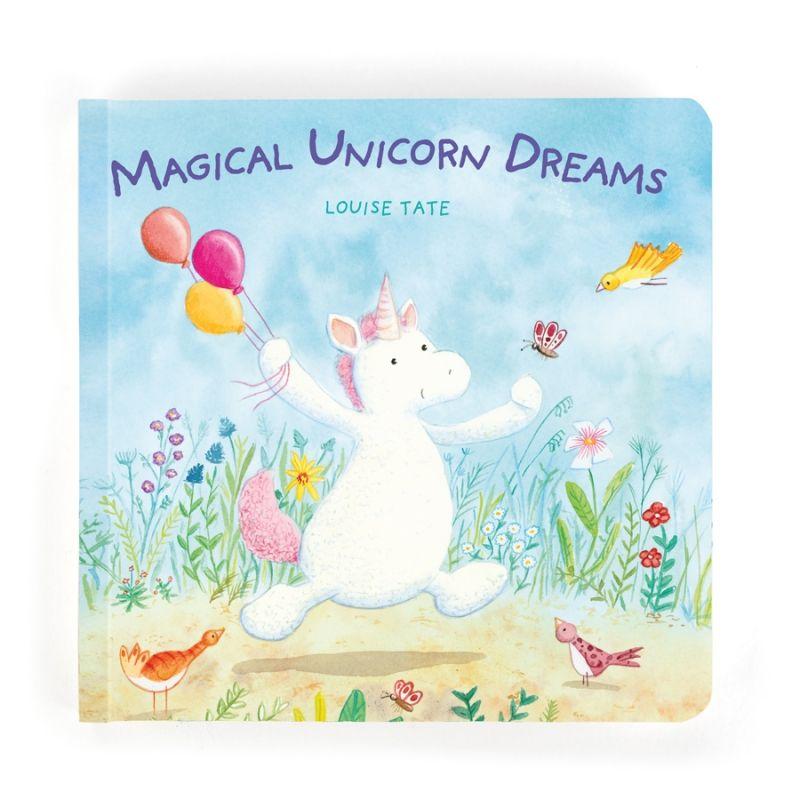 Unicorn Dreams Book