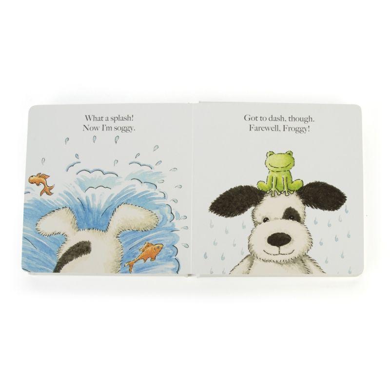 Puppy Makes Mischief Book