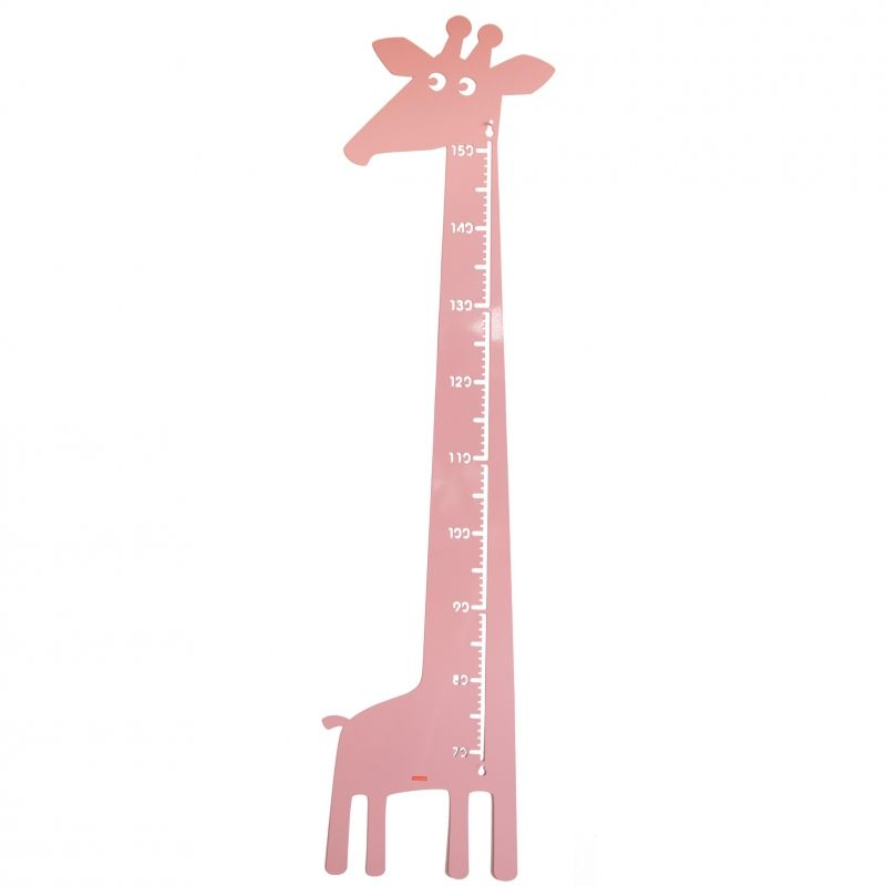Giraffe Measure Patstel rose