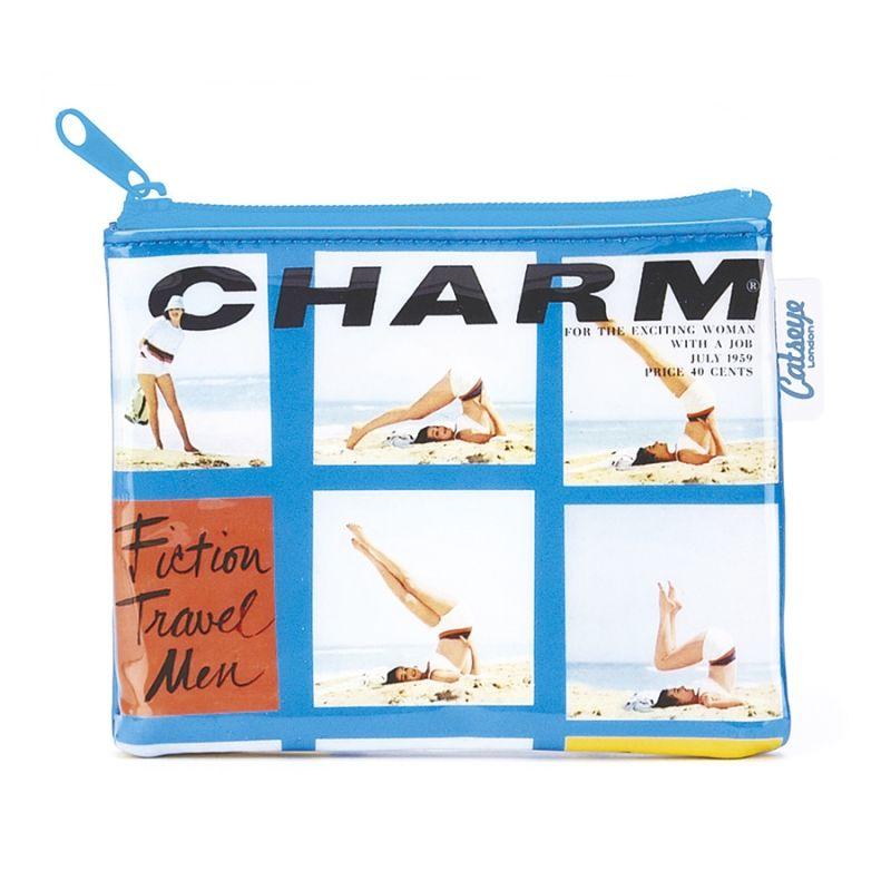 Yoga Charm Coin Purse