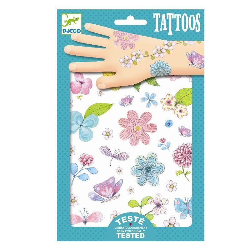 Tattoo, Fair flowers