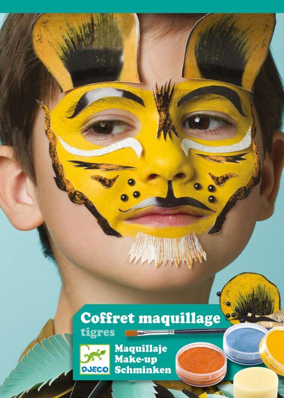 Make-Up, Tiger