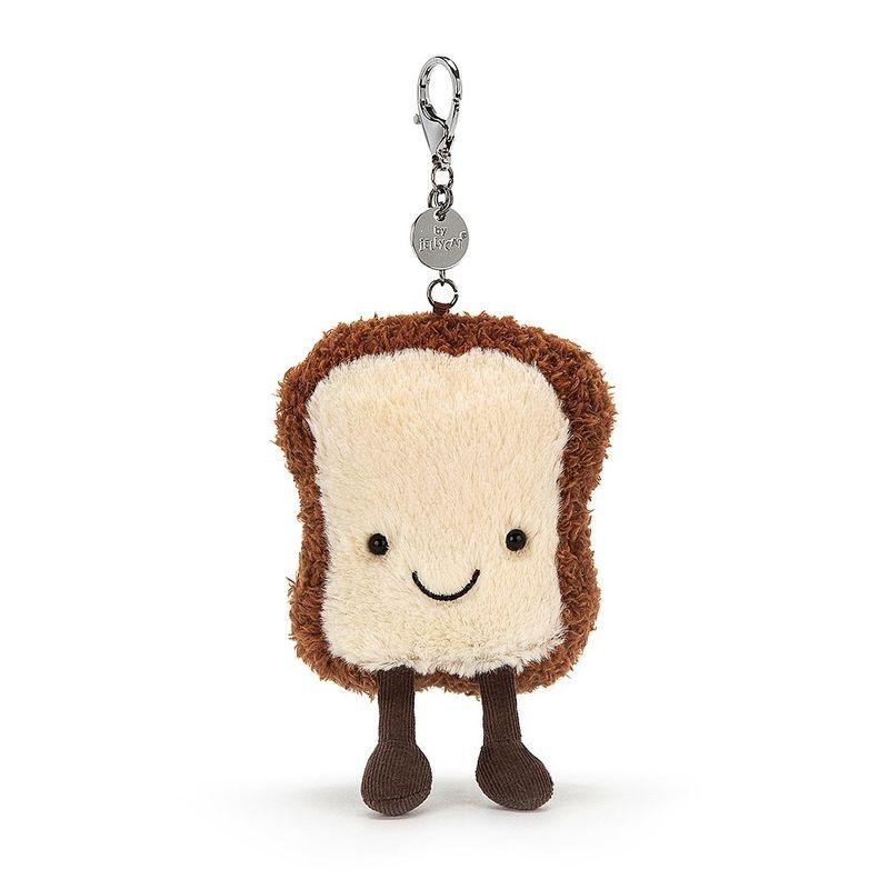 Amuseable Toast Bag Charm