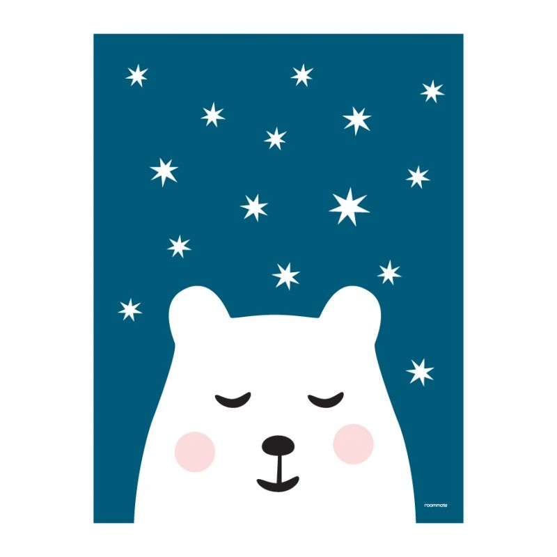 Bear & Stars