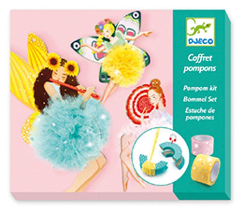 Fairy Pompoms