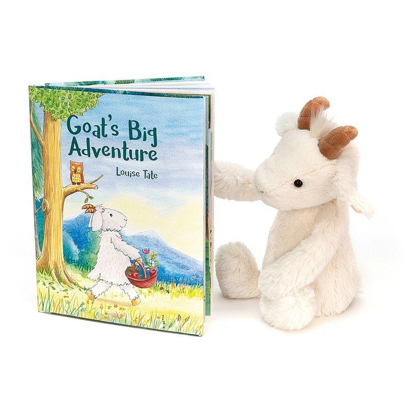 Goats Big Adventure Book