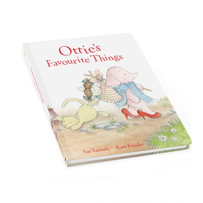 Ottie´s Favourite Things Book