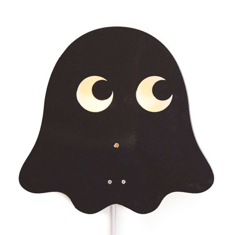 Ghost lamp Black
