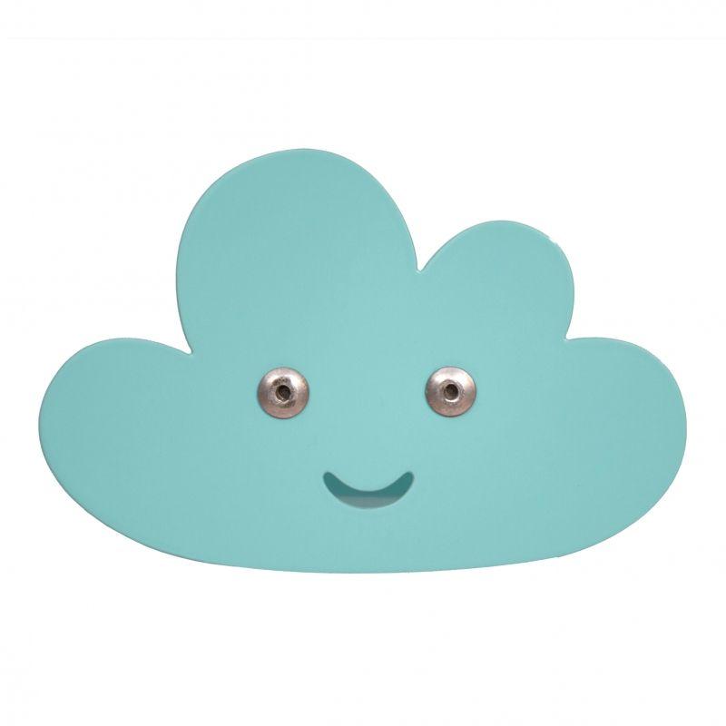 Cloud Hook Pastel blue