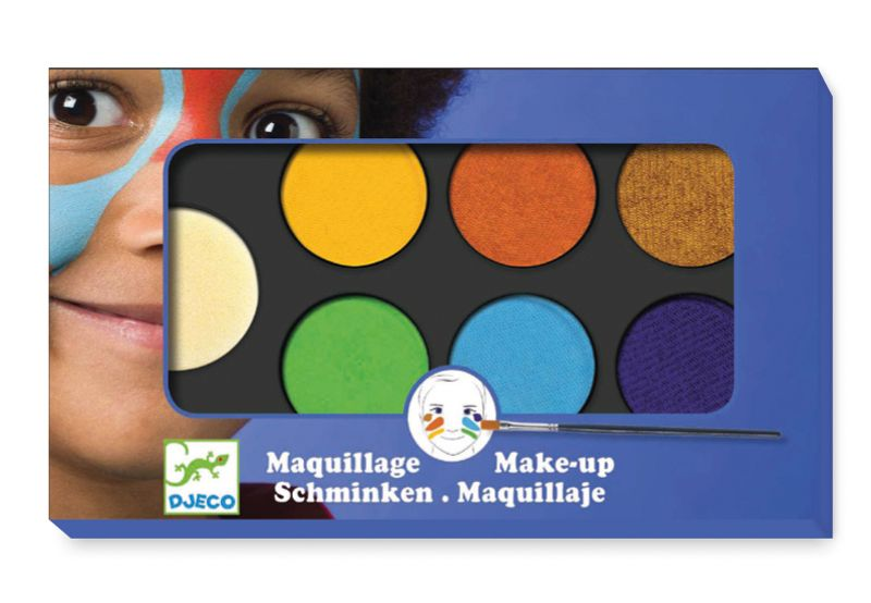 Make-Up, Paint set Nature