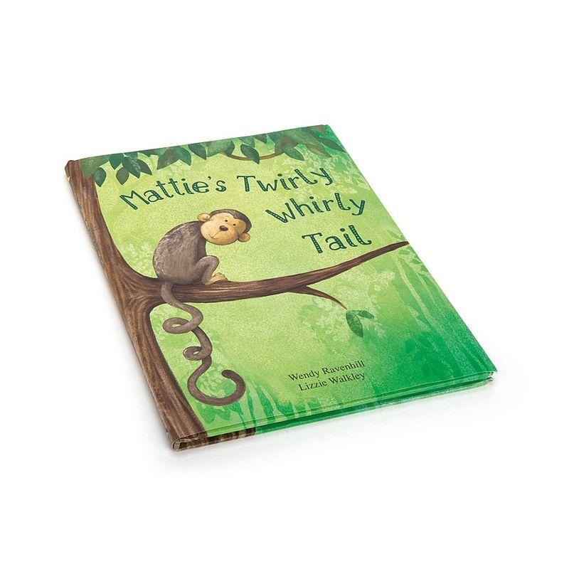 Mattie´s Twirly Whirly Tail Book