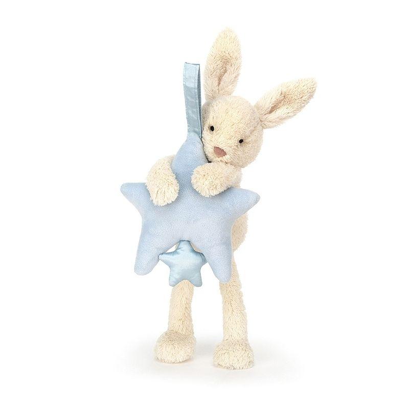 Star Bunny Blue Musical