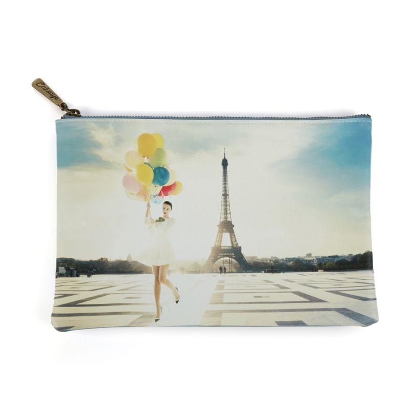Paris Large Flat Bag
