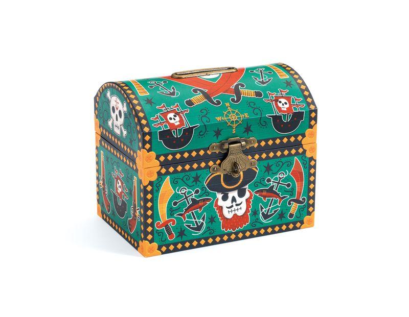 Money Box, Pirate