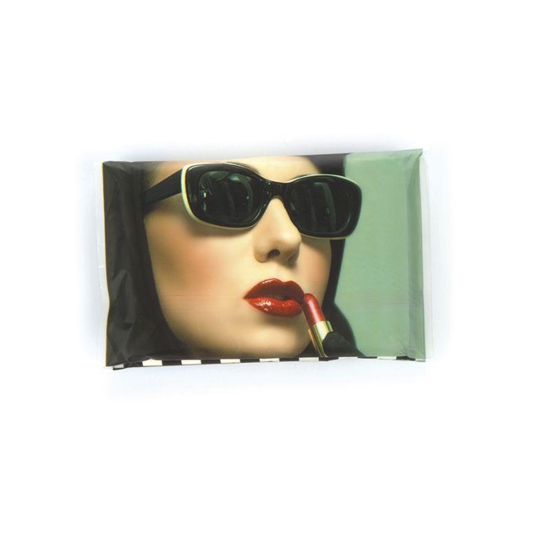 Lipstick Woman Tissues
