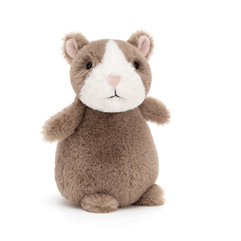 Happy Nutmeg Hamster