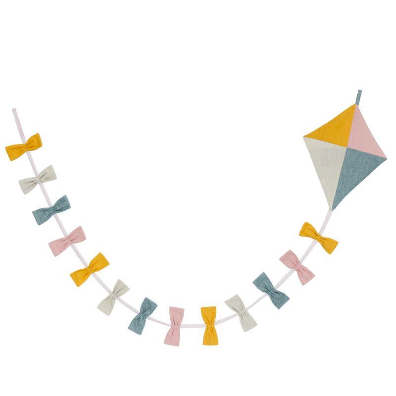 Kite Flag line Multi Pastell