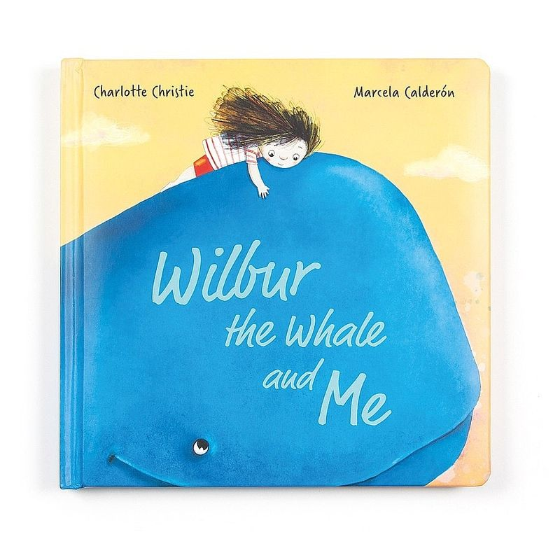Wilbur and Me Book