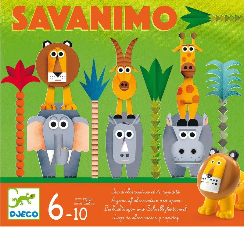Games, Savanimo